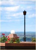 Фрагмент памятника Козьме Минину. Нижегородский кремль. Фото Нижнего Новгорода
