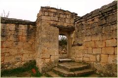 Чуфут-кале. Средневековый город караимов. Крым