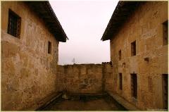 Чуфут кале. Наземные постройки пещерного города
