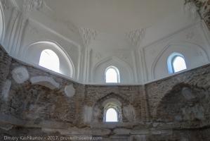 Великий Болгар. Черная палата. Фото купола