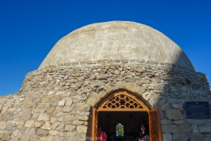 Великий Болгар. Вход в Северный мавзолей
