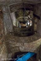 Петергоф. Подземная система тоннелей для водоснабжения фонтанов