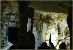 Тайны подземелий. Мраморная пещера в Крыму. Фото пещер