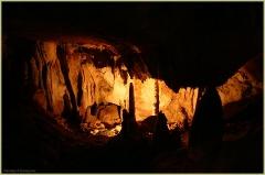 Спускаясь в недра Земли. Мраморная пещера в Крыму. Фото пещер