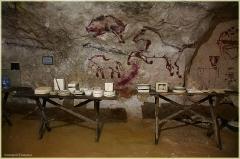 Гипсовые формы. Пешелань. Подземный музей в шахте. Затерянный мир