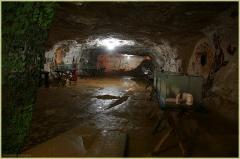 Залы музея. Пешелань. Подземный музей в шахте. Затерянный мир. Красивые фото высокого качества