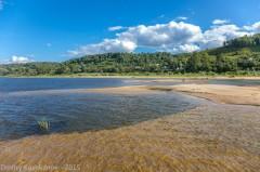 фотографии пляжа города Горбатова Нижегорордской области