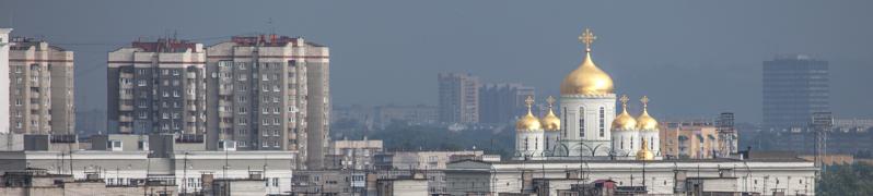 фотографии грозы и проливного дождя 5 июля 2015 года в Нижнем Новгороде