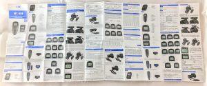 Инструкция. Универсальный беспроводной пульт ДУ JJC WT-868 для фотоаппаратов