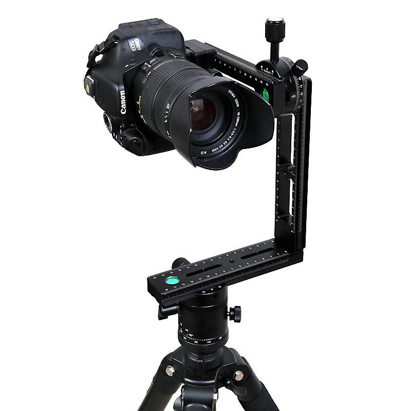 фотоаппарат на панорамной головке