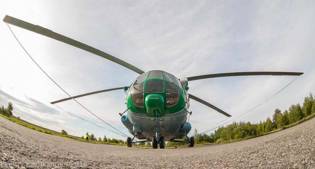 споттинг 2016 в нижегородском аэропорту. Фото вертолетов