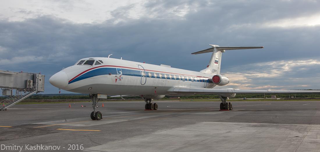 споттинг 2016 в нижегородском аэропорту. Ту-134. Фото