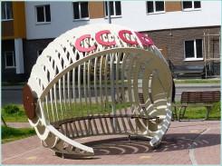Гагаринские высоты. Нижний Новгород