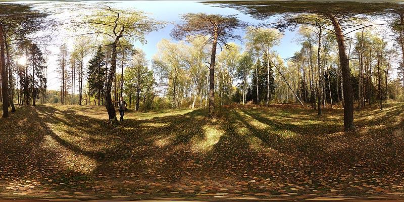 сферическая панорама - пример