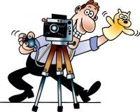 как фотографировать детей на улице