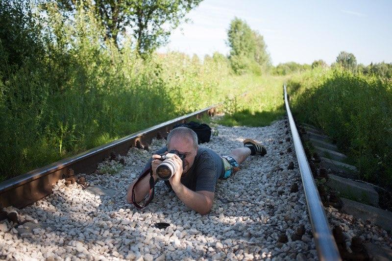 как фотографировать цветы. Фото Артема Кашканова